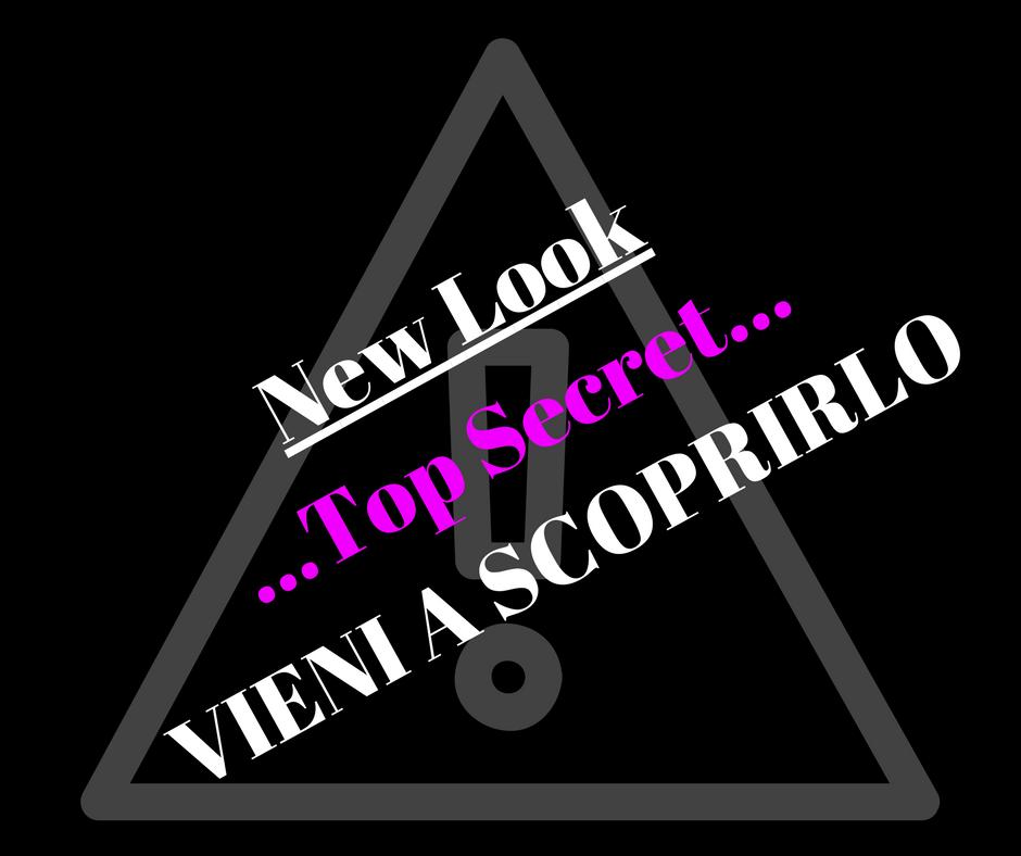 New LookNew SeasonVIENI A SCOPRIRLO