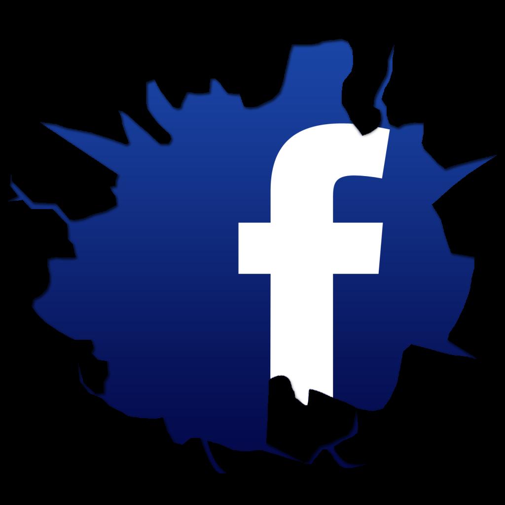 logo facebook, senza sfondo, bello