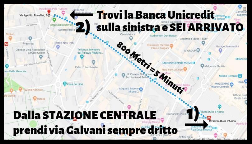 club prive stazione centrale milano